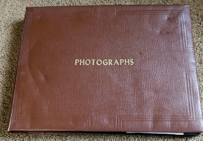 Brown Photographs Album
