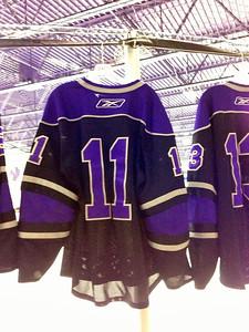 Mackenzie's jersey..go Bison!