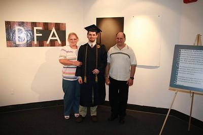 Joes Graduation - 5-15-10