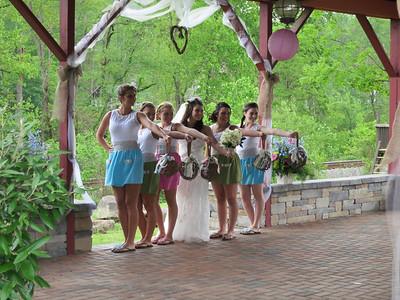 Julies Wedding - Family & Friends Group Photos