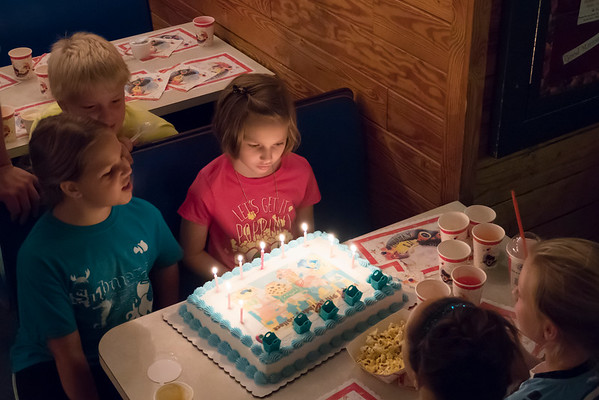 Hollace's 9th Birthday