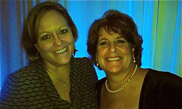 Sue and Allison