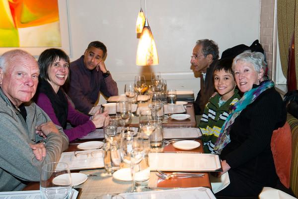 Dinner at Rezas