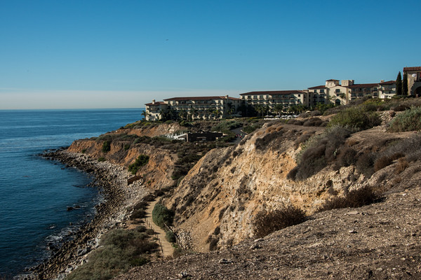 Terranea Resort, built on the old Marineland property.