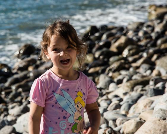 Cali the beach bunny.