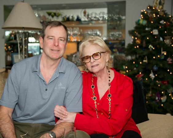 John and Aunt Lynne