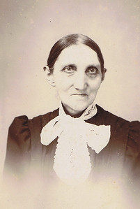 Mary Eures, mother of Ethel Rutter