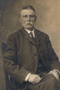 James Thatcher, father of Ethel Rutter