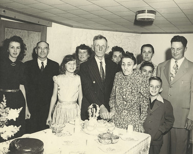 Rutter Family, 1940s