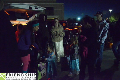 Trunk or Treat 2014