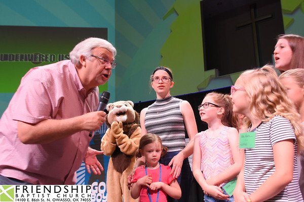 VBS Day 1 2019