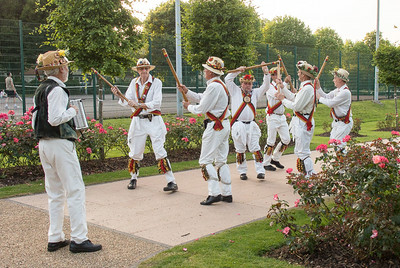 Sedgley Morris Men 17 July 2014