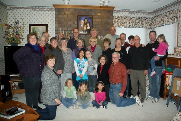 2012 1st Revised Koi Club Meeting at Francis