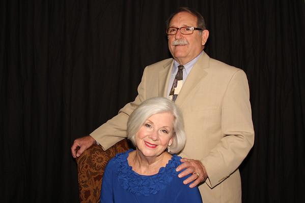 Bill and Joyce Haworth