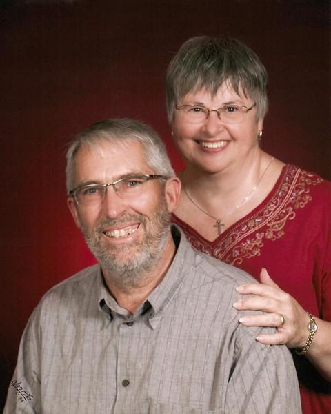 Cary and Doris Ann Brinegar