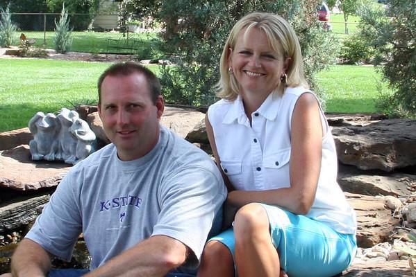 Randy and Sheri Wedekind
