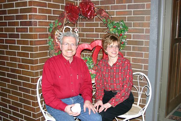 Robert and Lisa Francis