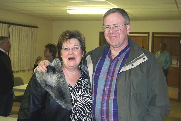 Wanita and Doug Wright