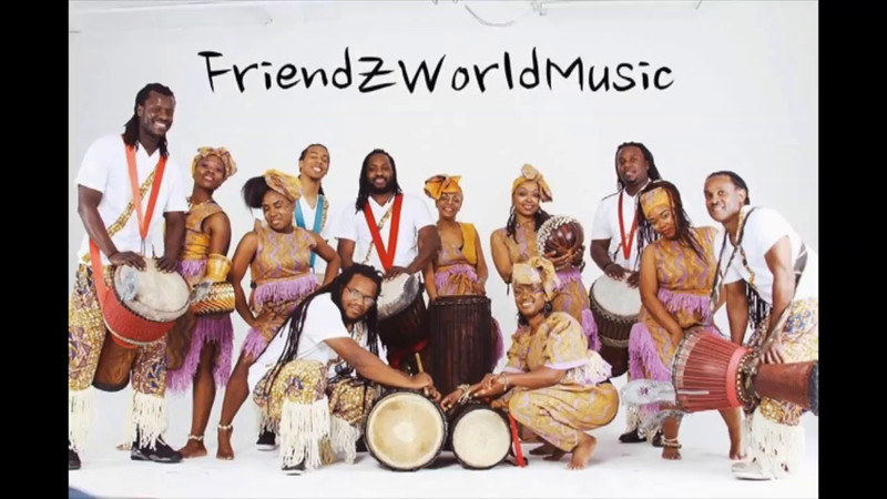 Friendz World Music Collinsvill CT160618