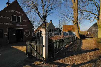 Allingawier - Kerkbuurt