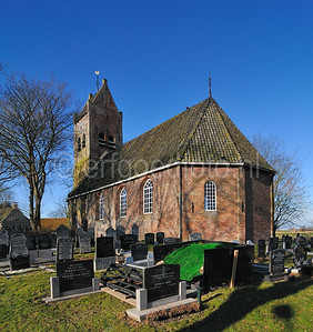 Allingawier - NH-Kerk