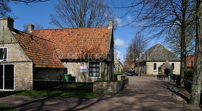 Ameland - Nes - Kerkplein