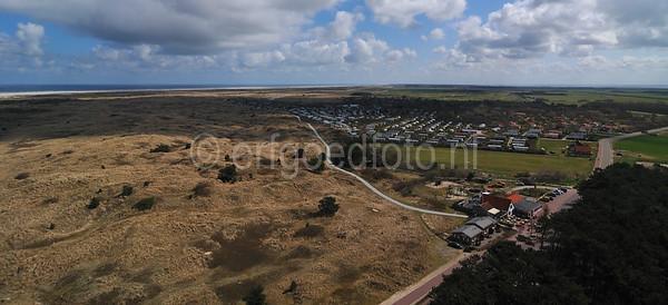 Ameland - Hollum - Uitzicht vuurtoren