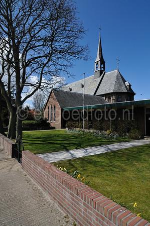 Ameland - Nes - R.K. Clemenskerk