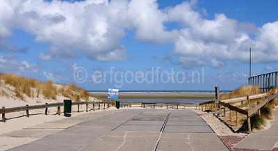 Ameland - Strandweg