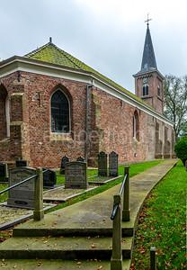 Brantgum - NH-Kerk