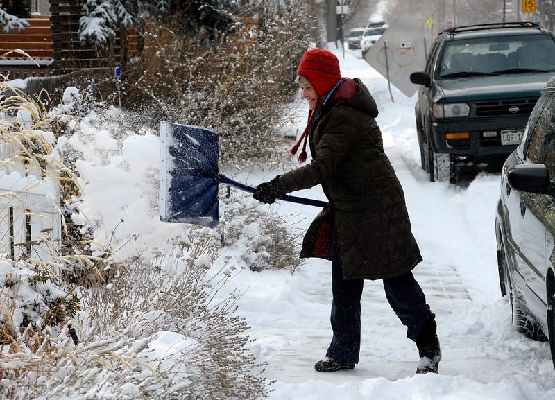 Frigid Cold on December 17, 2016