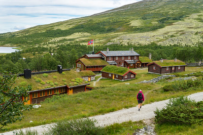 Bjørnhollia Mountain Lodge