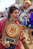 Jenny and the trophy and Crystal is the best at photobombing - 2016-05-15