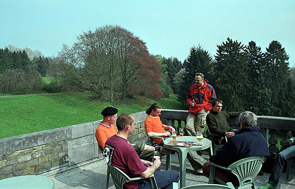 Belgium Open Ronchinne 2002