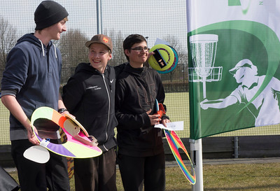 Junior division winners: Niko Rättyä (1st), Aram Kalliorinne (2nd), Torben Casser (3rd)