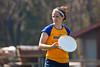 Jodi fingertips on the disc - 4-2-2010