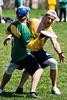 Reid fouling for UVA instead of against - 2014-04-06