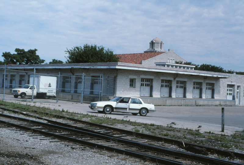 SLSF 152 - Jun 2 1996 - Depot @ Oklahoma City OK