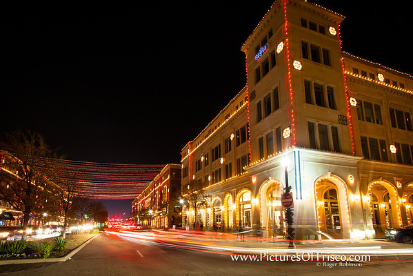 Christmas in Frisco Square
