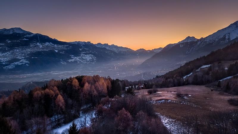 Wallis view