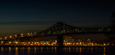 Pont Jacques Cartier Bridge