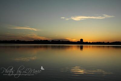 Lake Calhoun Sunset