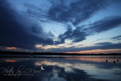Lake Harriet Sunset