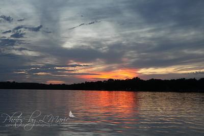 Lake Marion Sunset