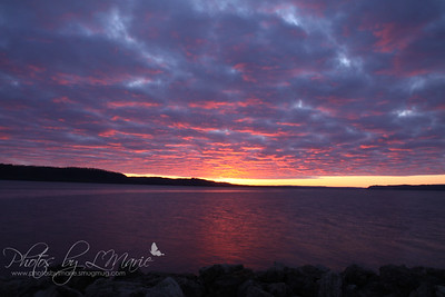 Lake Pepin Sunrise