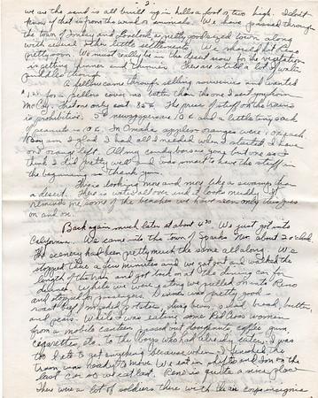 "1943-02-05 ""Please Excuse Poem"""