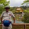 Me at Kinkaku Ji Golden Pavilion