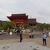 Entrance to Kiyomizudera