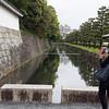 Nijō Castle outer moat