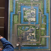 Nijō Castle map